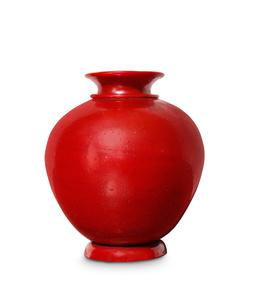 "Rare ""Pasta Vitrea"" Vase"