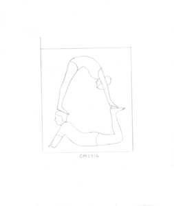 Untitled (Standing and Lying)