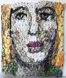 FEMALE HEAD/ MAESTA #53