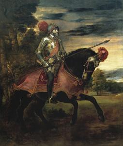 Charles V at Mühlberg