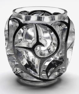 """Tourbillons"" (""Whirlwinds"") Vase"