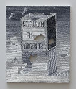 Revolución es construir