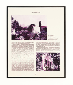 The Last Motifs at Aix, (John Rewald essay on Cézanne at MoMA)