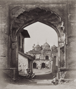 Archway in Delhi