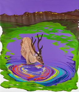 A Deer of Nine Colors #4