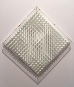 Quadratrelief (visuell veränderliche Struktur)