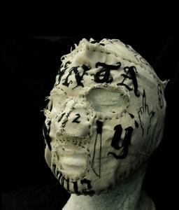 Máscara pinta
