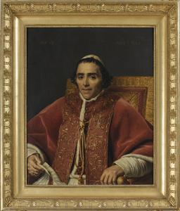 Portrait du Pope Pius VII (Portrait of Pope Pie VII)