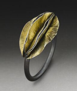 Large Flower Ring