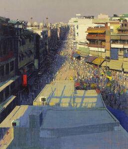 Paharganj Bazaar, Delhi I