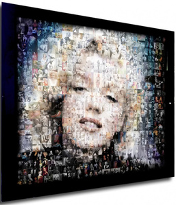 Icon Series - Marilyn Blues