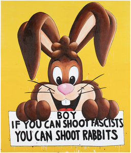 Fascists and Rabbits