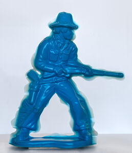 Blue Cowboy #2 (Rifleman)
