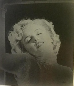 Marilyn Monroe, Bel Air Hotel, Stone Canyon, California