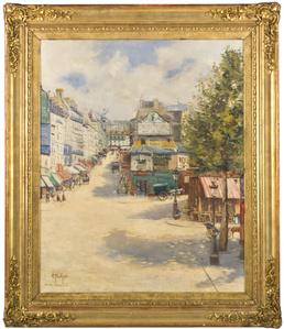 La Rue Lepic