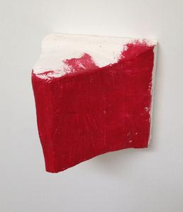 Kenchi#20 (red) 2014,  cm