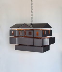 Mobile Homestead Swag Lamp Edition
