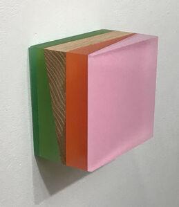 Seismic Cake & Sunshine Series (light pink - green)