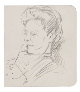 Fergusson's Mother, Edinburgh