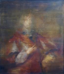 Portrait of John Balasyse, after Anthony van Dyck