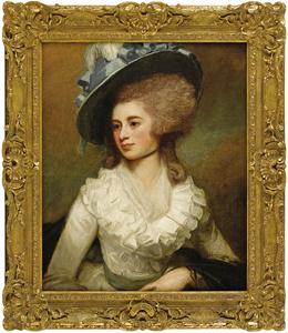 Portrait of Lady Caroline Price