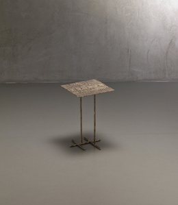 """""""Rilievi"""" collection low table"""