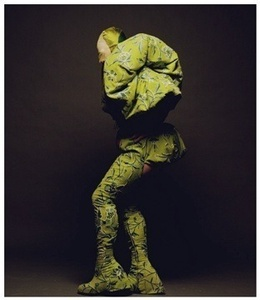 Leigh Bowery: Session 3, Look 11