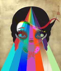Rainbow Walks for the Destiny Solar Mix