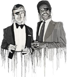 Uncle Dougie & John Muhato