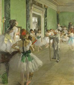 La classe de danse (The Dance Class)