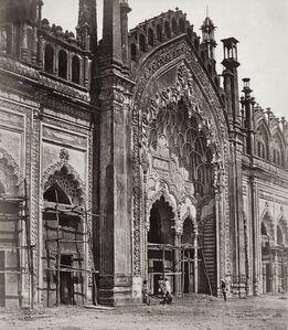 Jama Masjid In Lucknow