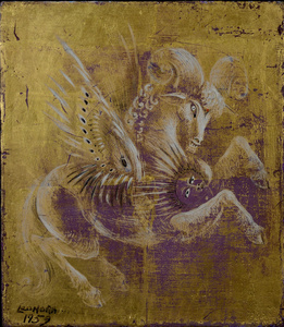 Winged Ram