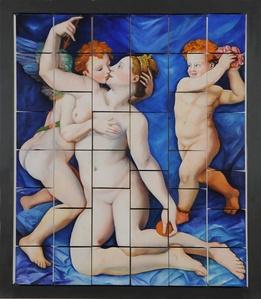 Allegoria del trionfo di Venere