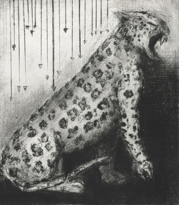 There Was This Jaguar - in peril