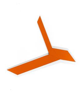 (Untitled - Orange)
