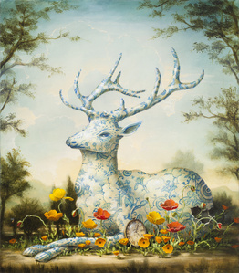 Delicate Garden, The Elk