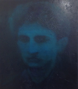 Portrait of Guy Debord,