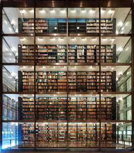 Beinecke Library, Yale University I