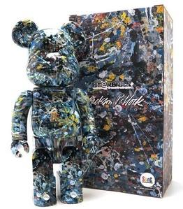 Jackson Pollock 400%