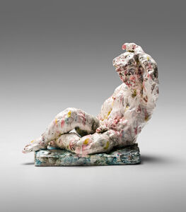 Statue (reclining)