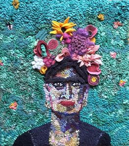 Fridahlia Kahlo