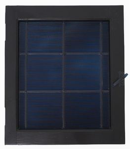 Window Prussian Blue