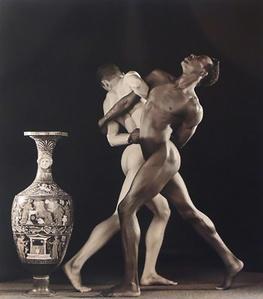 Vase Masque C.330 BC