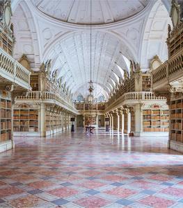 Palacio Nacional de Mafra, Portugal