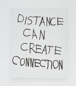 DISTANCE CAN CREATE CONNECTION