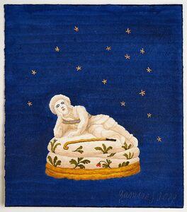 Shepherd under the Stars