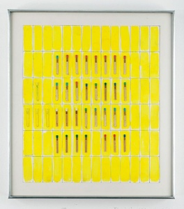 Untitled (Matchsticks)