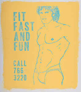 Fit Fast and Fun (Yellow)
