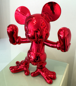 Freaky Mouse (Red)