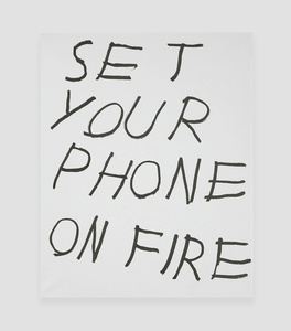 SET YOUR PHONE ON FIRE